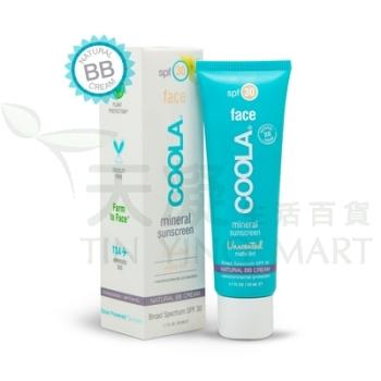 礦物面部防曬霜SPF 30 Matte Tint<br>COOLA Mineral Face SPF 30 Matte Tint