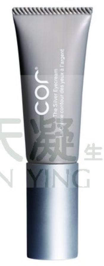 COR 高效明亮緊緻眼霜15ml<br>The Silver Eye Cream 15ml