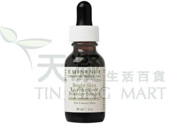 Eminence 甘草根美白速效液60ml<br>EminenceBright Skin Licorice Root Booster