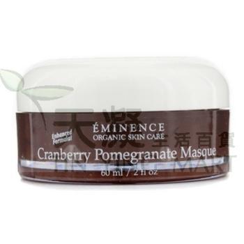 Eminence 紅莓紅石榴亮白抗氧面膜60ml<br>Cranberry Pomegranate Masque 60ml