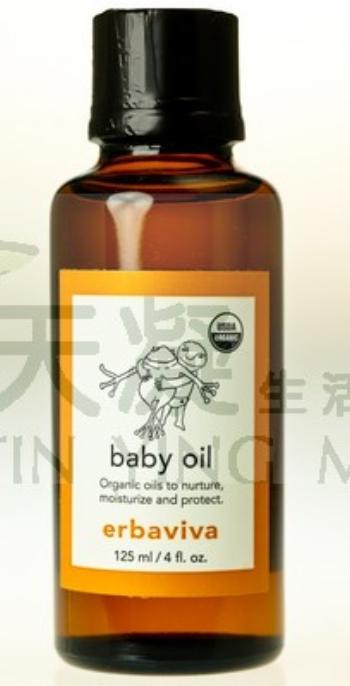 Erbaviva Baby Oil 125ml<br>Erbaviva Baby Oil 125ml