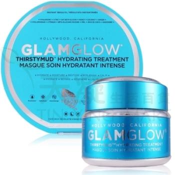 GlamGlow 肌渴藍罐保濕面膜<br>GlamGlow Thirsty Mud 50g