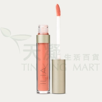 ILIA 唇彩The Butterfly And I 桃色<br>The Butterfly & I (Peach)-LIPGLOSS