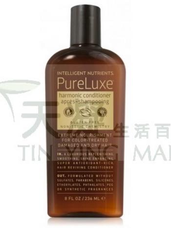 Intelligent Nutrients IN 有機鎖色和諧護髮素 444ml Intelligent Nutrients PureLuxe Conditioner 444ml