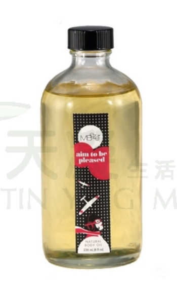 MB-優雅櫻花檀香潤膚油30ml<br>MB-Aim To Be Pleased Body Oil 30ml