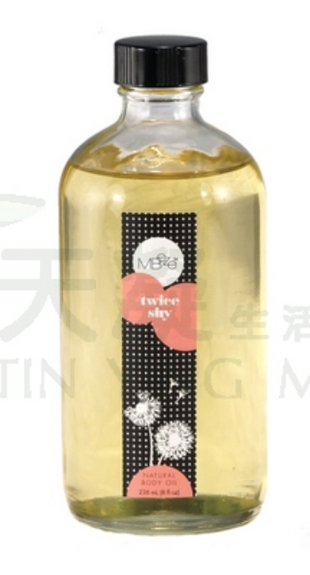 MB-活力葡萄柚樹莓潤膚油30ml<br>Mbeze - Twice Shy Body Oil 30ml