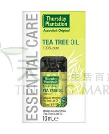 Thursday Plantation 星期四茶樹油10ml Thursday Plantation Tea Tree Oil 10ml