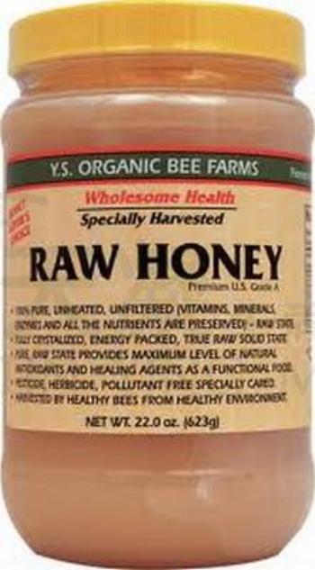 Y.S. 美國頂級有機蜂蜜 623g<br>Y.S. Eco Bee Farms Raw Honey 623g