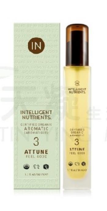 IN Attune #3 平衡鎮定按摩油100ml<br>Intelligent Nutrients Attune-3 Total Body Elixir 100ml