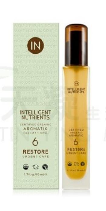 IN Restore #6 促進恢復按摩油100ml<br>Intelligent Nutrients Restore-6 Total Body Elixir 100ml