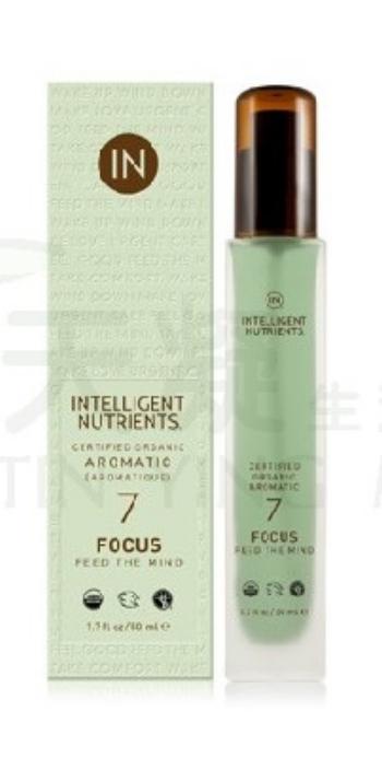 IN Focus #7 聚集清晰按摩油100ml<br>Intelligent Nutrients Focus-7Total Body Elixir 100ml