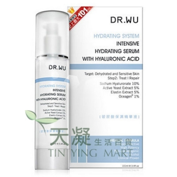 Dr.Wu玻尿酸保濕精華液101ml Dr.Wu Hydrating Serum 101ml