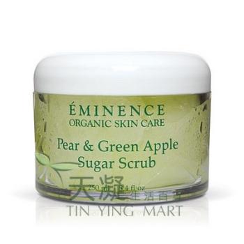 Eminence 梨子青蘋果乳糖磨砂250ml Eminence Pear & Green Apple Sugar Scrub250ml