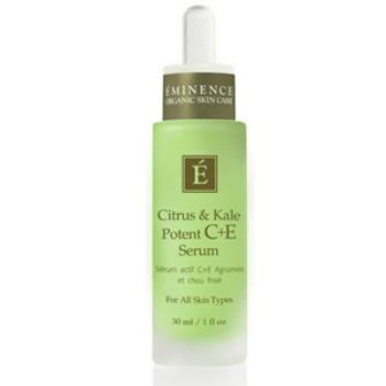 Eminence Citrus & Kale Potent C+E Serum Eminence柑橘甘藍強效美白抗氧修護精華 30ml