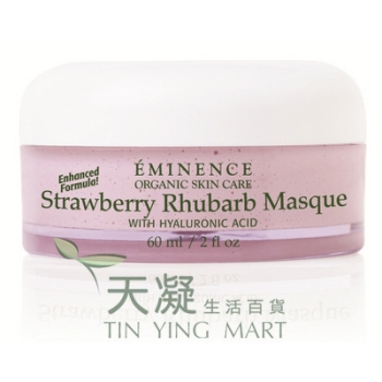 Eminence 草莓大黃透明質酸補濕面膜 60ml Eminence Strawberry Rhubarb Masque 60ml