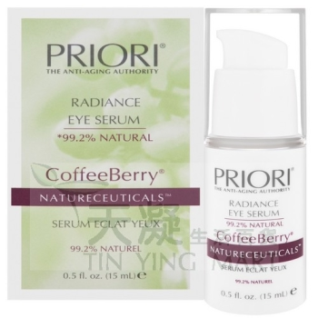 Priori 光亮緊緻眼部精華<br>Priori Radiance Eye Serum 15ml