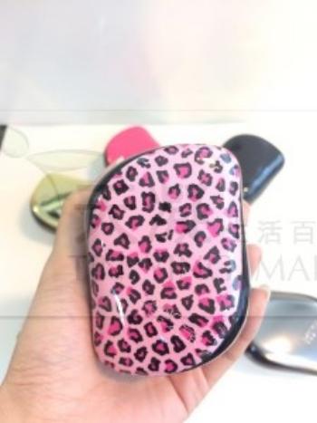 Tangle Teezer 便攜順髮梳-粉豹 Tangle Teezer Compact Styler Pink Kitty