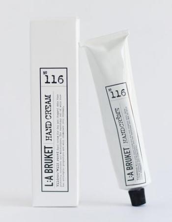 L:A BRUKET NO.116野玫瑰潤手霜 Hand Cream Wild Rose 70ml 護手霜
