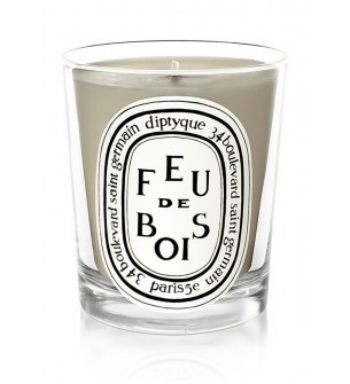Diptyque Candle - FEU DE BOIS?Diptyque 香氛蠟燭 FEU DE BOIS 暖木 190G