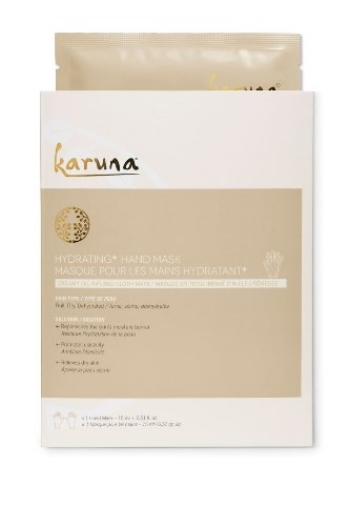 Karuna保濕手膜4片裝 Karuna Hydrating Hand Mask 4pcs