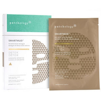 Patchology FlashMasque Mud 4 Pack
