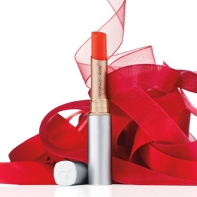 Jane Iredale 熣燦滋潤豐唇蜜 櫻紅色 Jane Iredale Foreve Red Just Kiss 2.3g